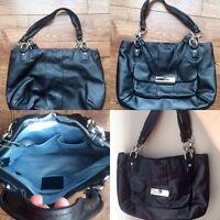 Coach 'Kristin' purse. Black.