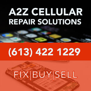 CELL PHONE REPAIR DOWNTOWN OTTAWA - 613-422-1229 - A2ZCELLULAR