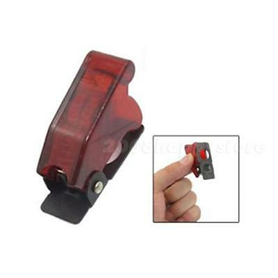 New Red Safety Flip Up Aircraft Style Cover For Toggle Switch Guard