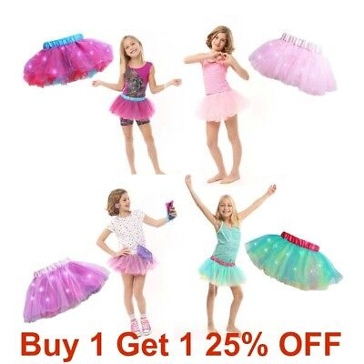 Buy 1 Get 1 25% OFF American Jewel Girls or Toddler Scented Lighted Tutus  - Buy Tutus