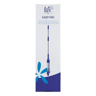 Life Easy Vac Spa Vacuum Skimmer Hot Tub Essentials
