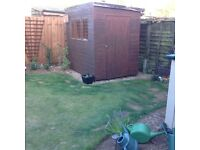 Shed free to collect
