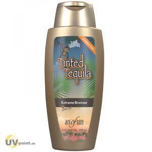 ART OF SUN Trend Tanology Tinted Tequila 250 ml Solarium Kosmetik Sonnen Lotion