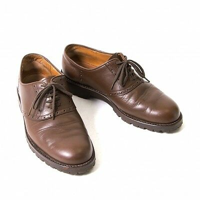 COMME des GARCONS HOMME Vibram sole leather shoes Size US 6.5(K-48821)