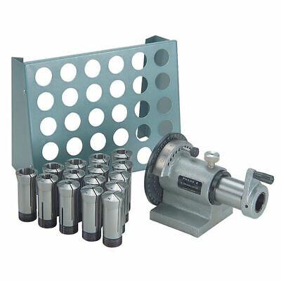 Ttc 5c-wxcr 15 Pc 5c Collet Set Wspin Index Fixture Collet Rack Package