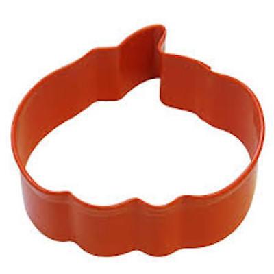 1 Celebrate it pumpkin shaped  cookie cutter fall thanksgiving halloween ](Halloween Pumpkin Shaped Cookies)