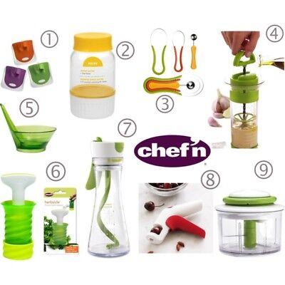 Chef'n Kitchen Gadgets Peeler Huller Stripper Buttercup