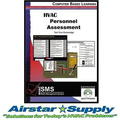 Hvac Training Software Personnel Asessment Assess1soft Test Your Knowledge