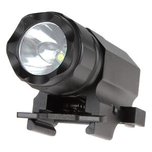 Securitylng P05 600Lumen CREE XPG-R5 LED Tactical Gun Light Pistol Handgun Torch