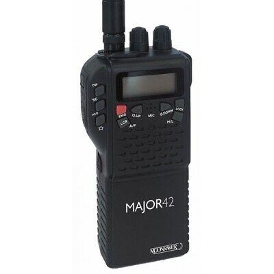 CB Radio Hand Held Major 42 as Alan 42 Multi Standard FM UK EU 80