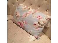 Dunelm shabby chic cushion