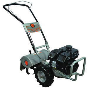 Dirty hand tools 16 196cc counter rotating rear tine for Garden tiller hand tools