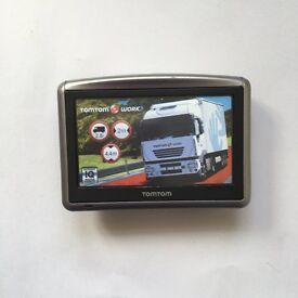 Tom Tom XL HGV + Brand New Europe Truck Map V976, Boxed, Mint, October 2016 !!!