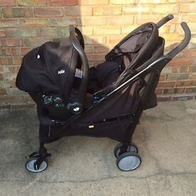 Joie Travel System with Car Base Plate
