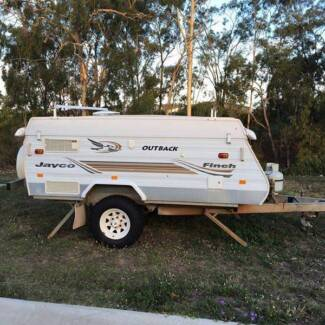 Jayco Outback Finch 2006, Good Condition and heaps of extras