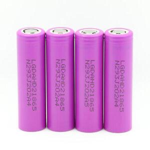 Batterie 18650 LG HD2 Vape Authentique