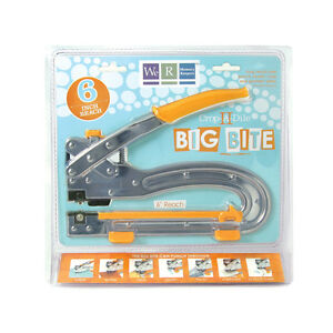 Crop A Dile Big Bite Hole punch-NEW