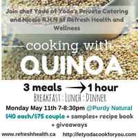 healthy cooking lessons
