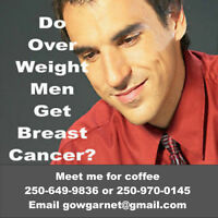 May 31st 2 - 4PM Whitespot  Is Weight Loss Important To You?
