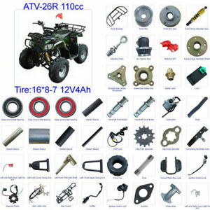 ATV PARTS DIRTBIKE PARTS ALL CHINA MAKES