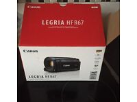 CANON CAMCORDER for sale VGC £165