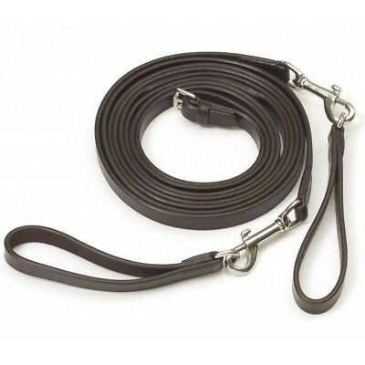 Camelot Leather Draw Reins 5/8