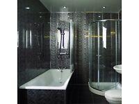 Cladding bathroom & tiled bathrooms fitting