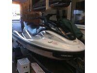 Yamaha wave runner XL limited 1200