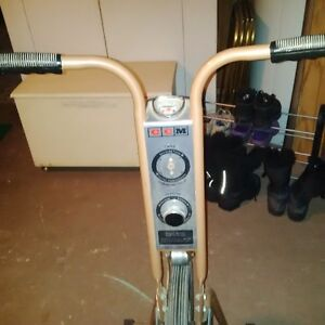 Vintage CCM work out bike London Ontario image 2