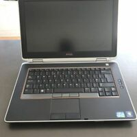 "Dell Latitude E6420 14"" Laptop i5-2520M 2.50GHz /DVD/webcam"