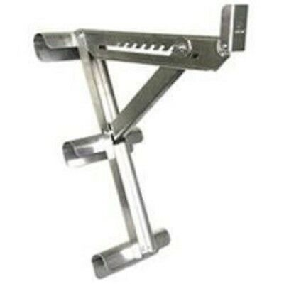 New Qualcraft Industries 2431 Pair Of Long Body Ladder Jack 3 Rung 1472398