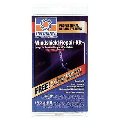 6 Pk PERMATEX Best Easy-To-Use High-Quality Performance Windshield Repair