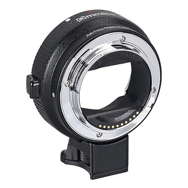 Commlite Auto Focus Adapter - Canon EF EF-S Lens to Sony E FE Mount Camera