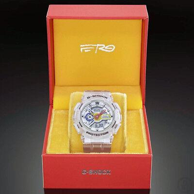 CASIO G-SHOCK x A$AP Ferg Hip-Hop Limited Edition Watch GShock GA-110FRG-7A for sale  Shipping to Canada
