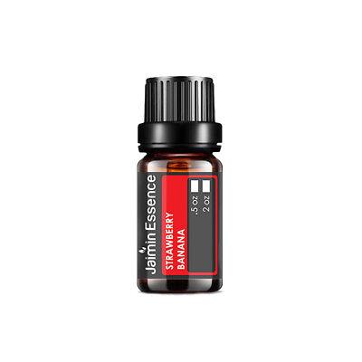 Strawberry Banana Flavor - 100% Pure Oil & Natural Flavor Oil