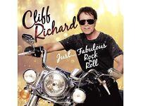 Cliff Richards new album