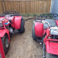 two trikes from old days for sell