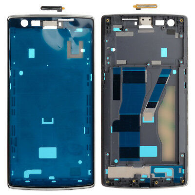For OnePlus 1 One LCD Screen Chassis Middle Mid Frame Housing Assembly A0001 Middle Housing Assembly