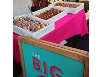Part time stall and kitchen staff wanted at the Big O Donut co