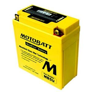MotoBatt Battery For Honda SL350, SL175 MotoSport, CL77/CL72 SCRAMBLER