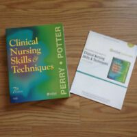 Clinical Nursing Skills and Techniques Perry and Potter 7edit.
