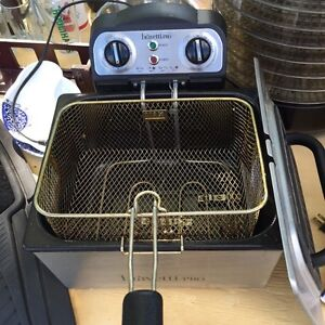 Bravatti deep fryer