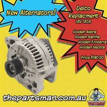 Brand New Quality Alternator Holden Astra / Barina From $190 Adelaide CBD Adelaide City Preview