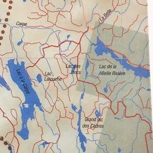 Chalet au lac Larouche, MRC Lac St-Jean-Est