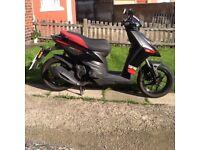 Aprilia Sr motard 125cc scooter 15 reg, may deliver