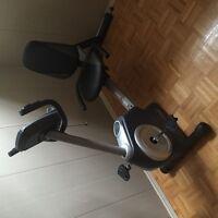 Vélo exercisse