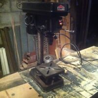 "10"" job mate drill press"