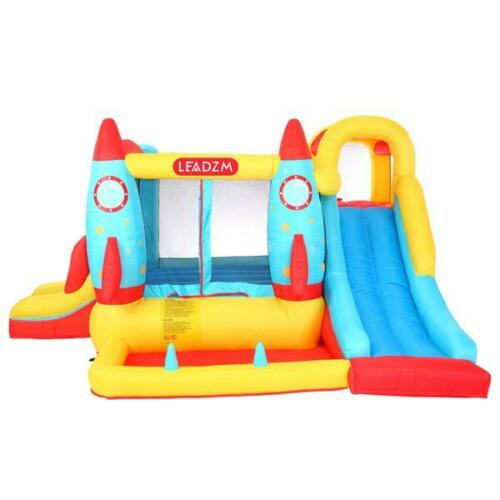 Mighty Inflatable Bounce House Castle Jumper Moonwalk Bounce
