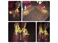 Dr martins - Ox blood docs. Size 11