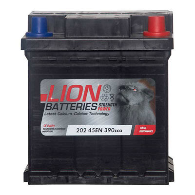 MF54080 202 Car Battery 3 Years Warranty 40Ah 300cca 12V Electrical By Lion